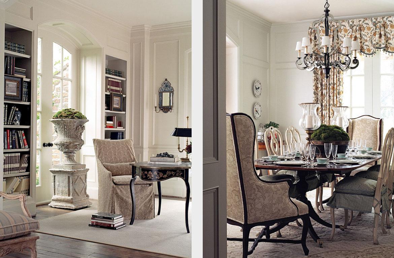 Традиционный французский дом-5