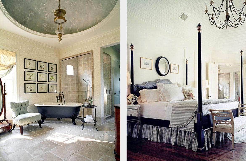 Традиционный французский дом-7