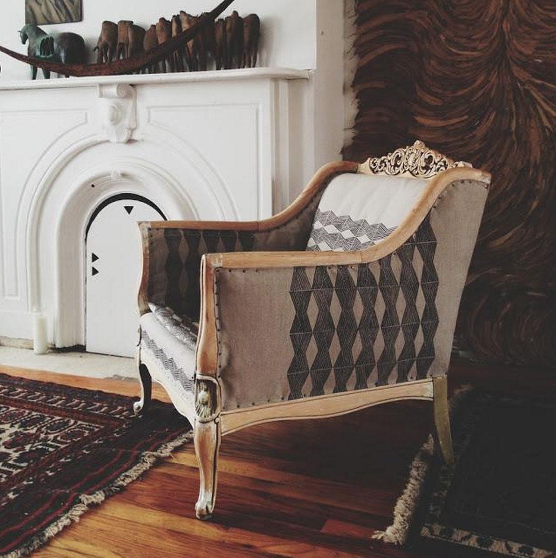Обновляем кресло своими руками