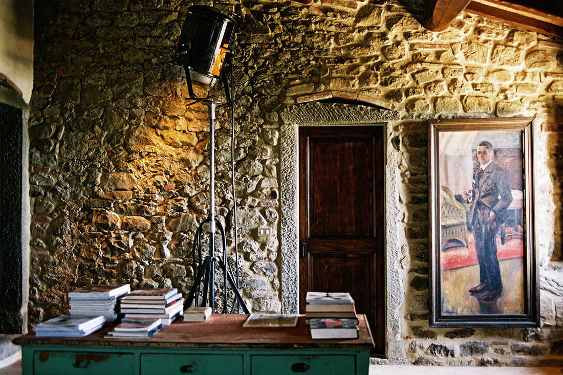 офис в каменном доме