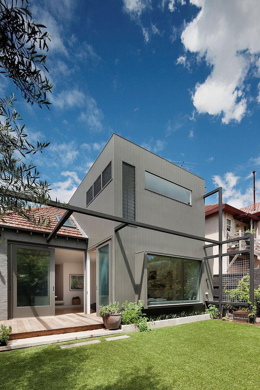 особняк в Австралии