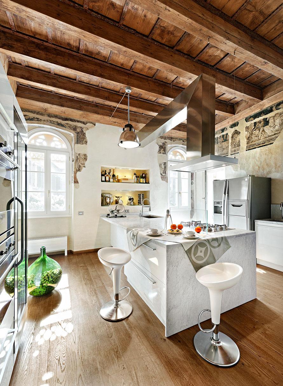 красивые кухни интерьер фото