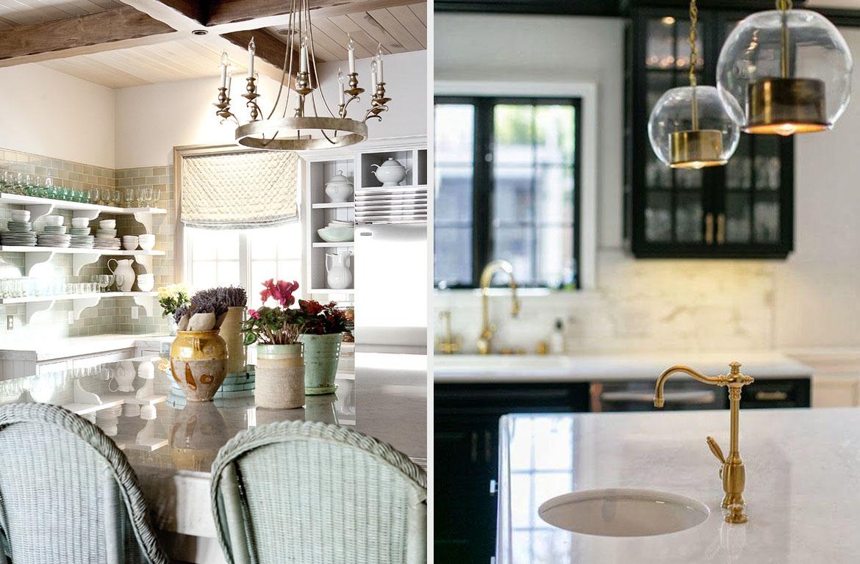 красивые кухни фотографии