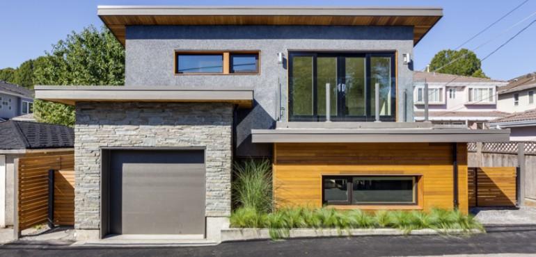 Эко-дом в Ванкувере. Эко-строительство