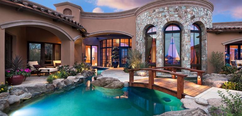 Элегантный особняк Saguaro Forest VII