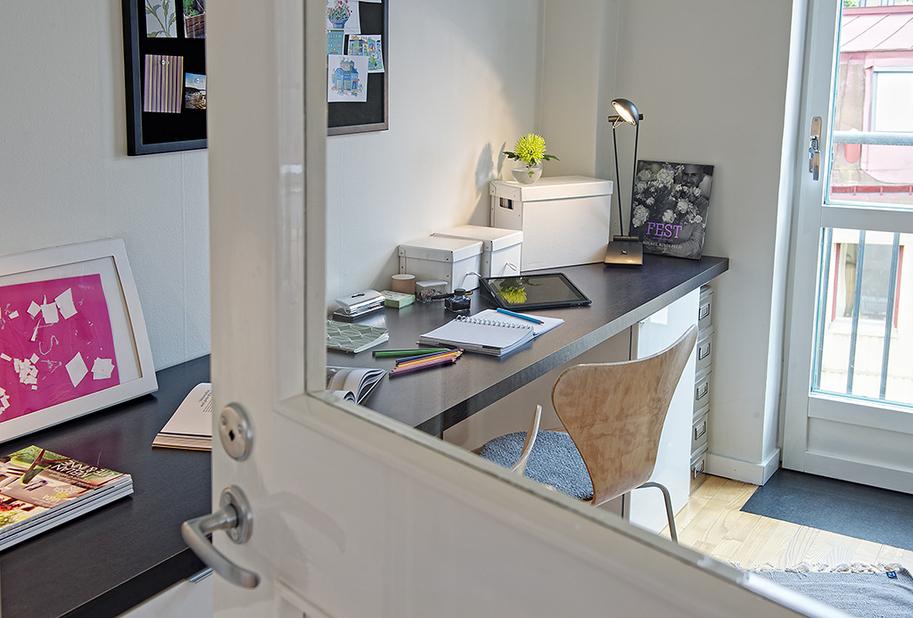дизайн офиса в доме