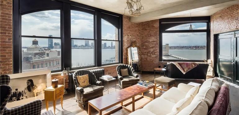 Стильная квартира из Нью-Йорка