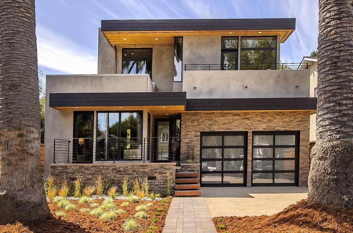 Современный эко-дом в Калифорнии ищет семью