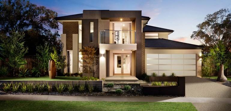 Дом в Мельбурне от Carlisle Homes