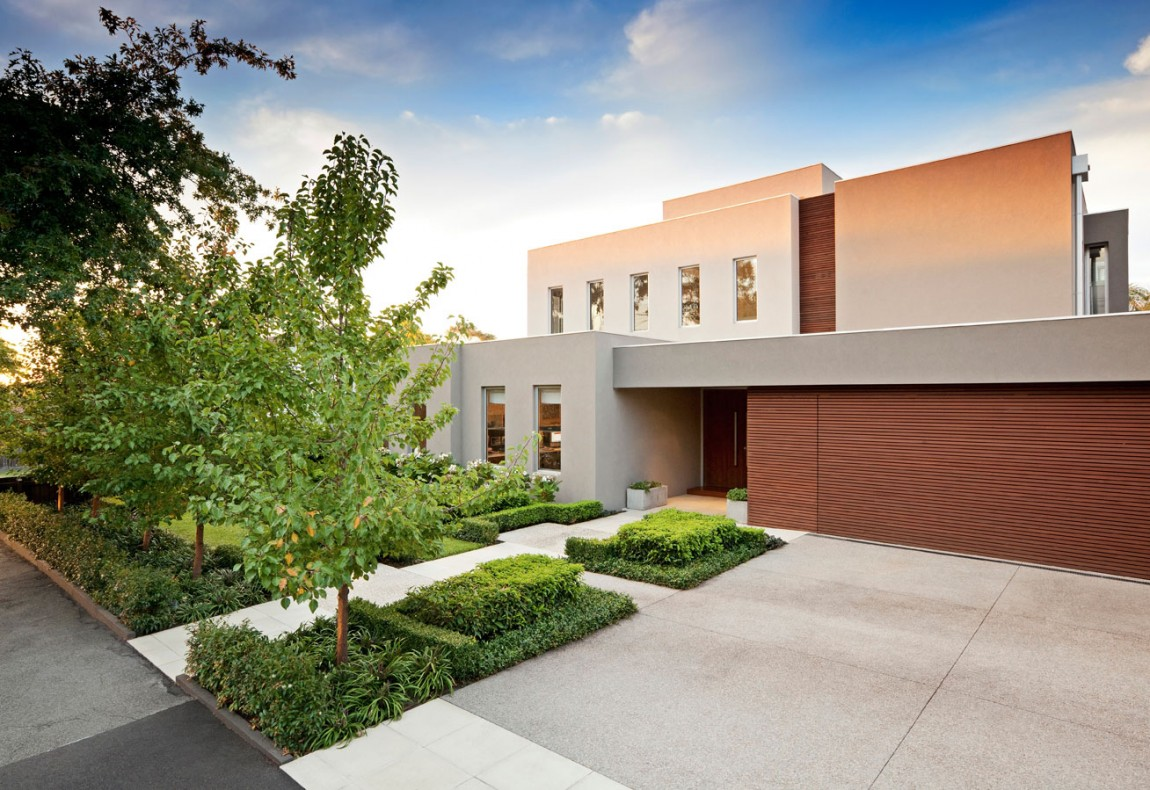 Dream Home - безупречный минималистичный дизайн