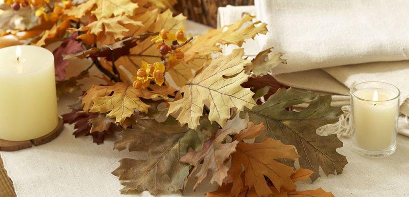 Осенний декор своими руками