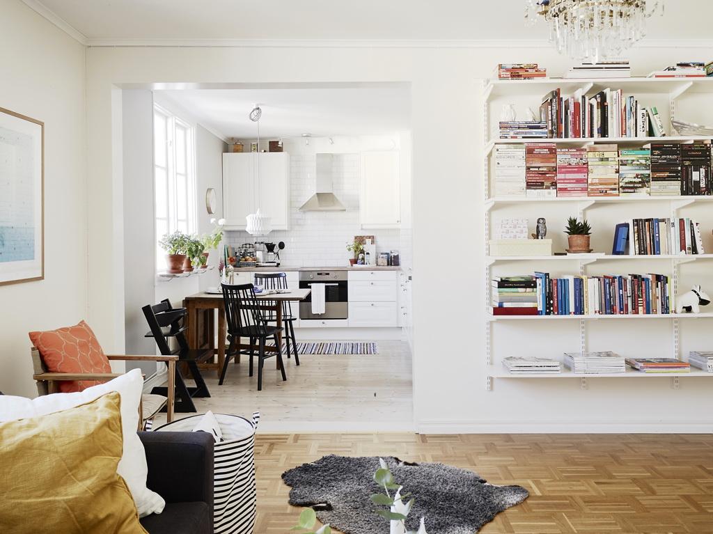 интерьер квартир