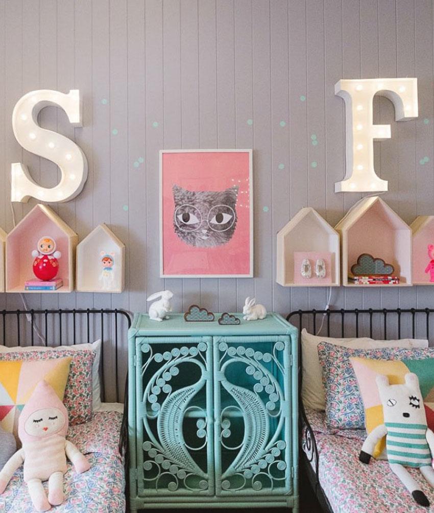 детская комната дизайн