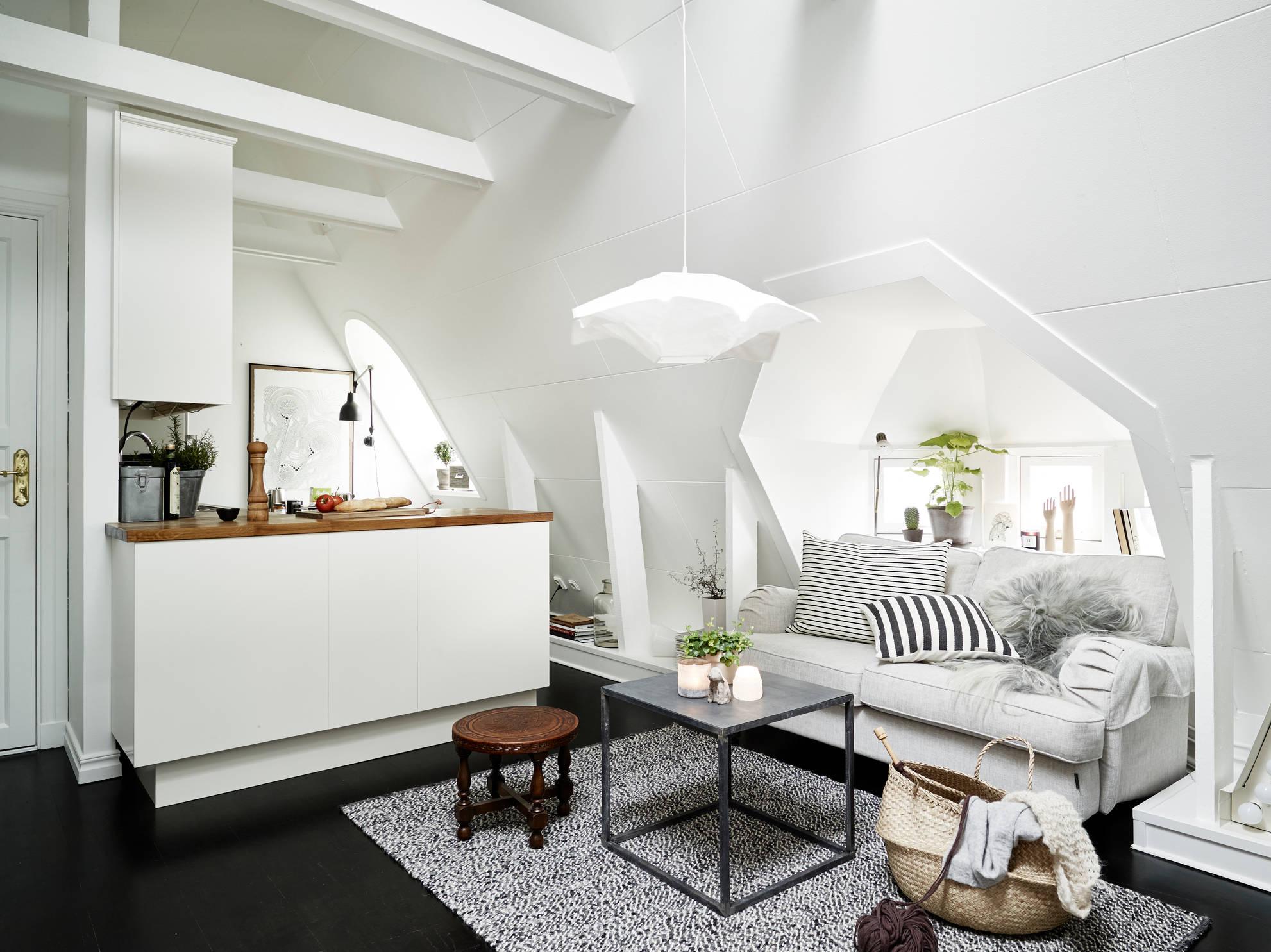 Дизайн квартиры в 31 кв. м