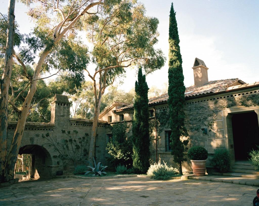 Дом с роскошным интерьером