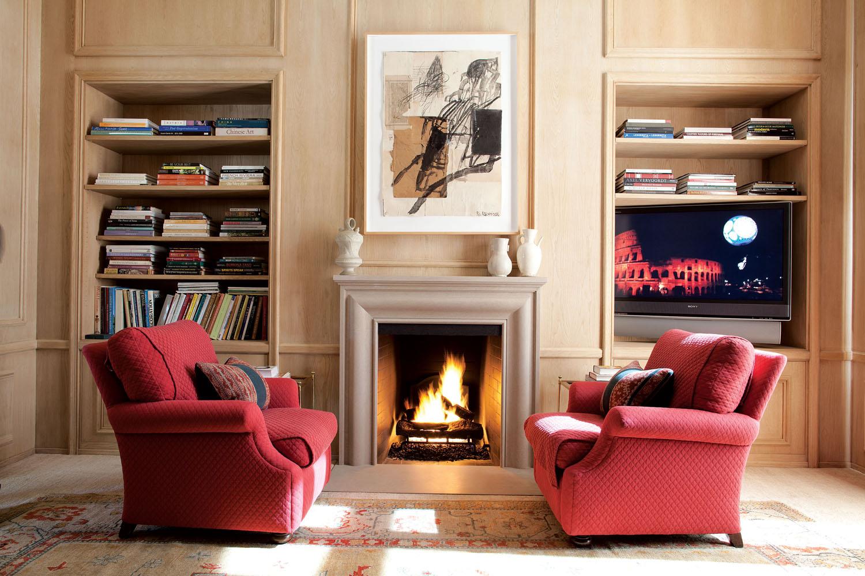 Элегантный классический дизайн дома