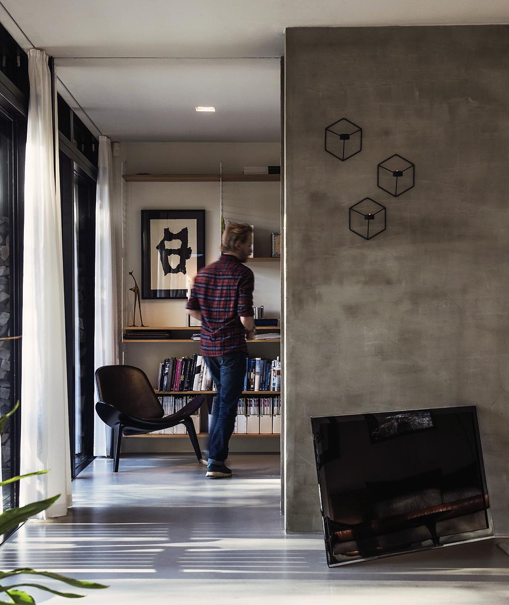 дом для любителей минимализма