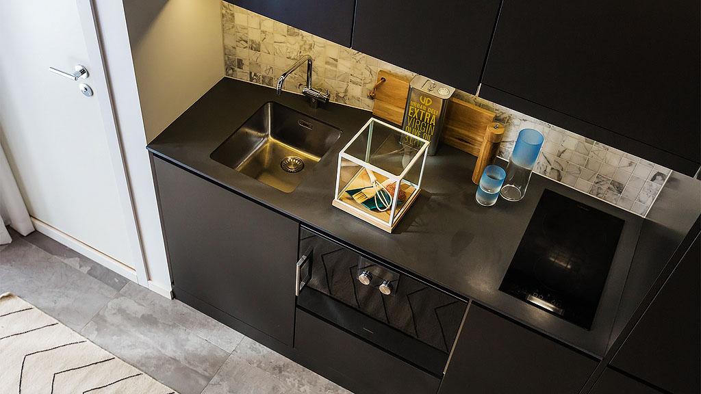 Дизайн квартиры студии маленькой площади