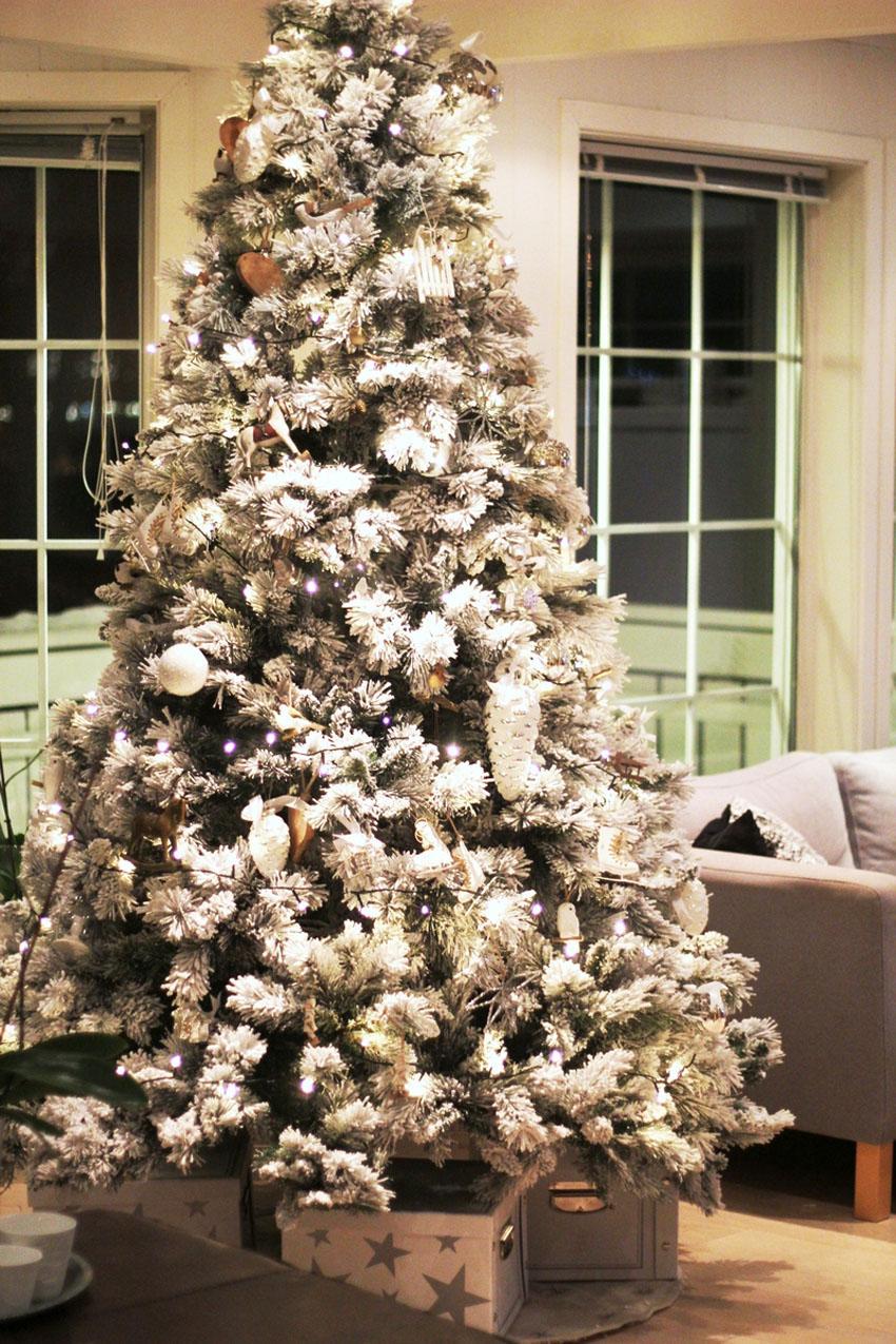 нарядная елка фото