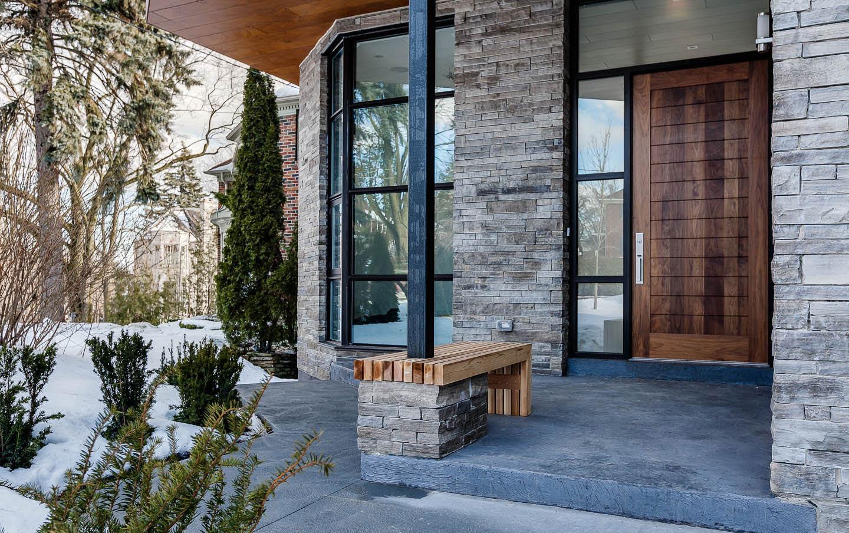 частный дом в Торонто