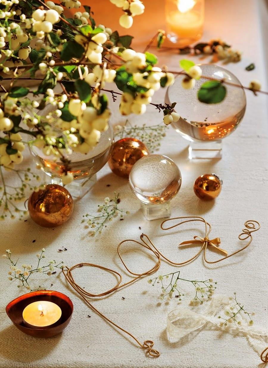 идеи украшения дома на новый год