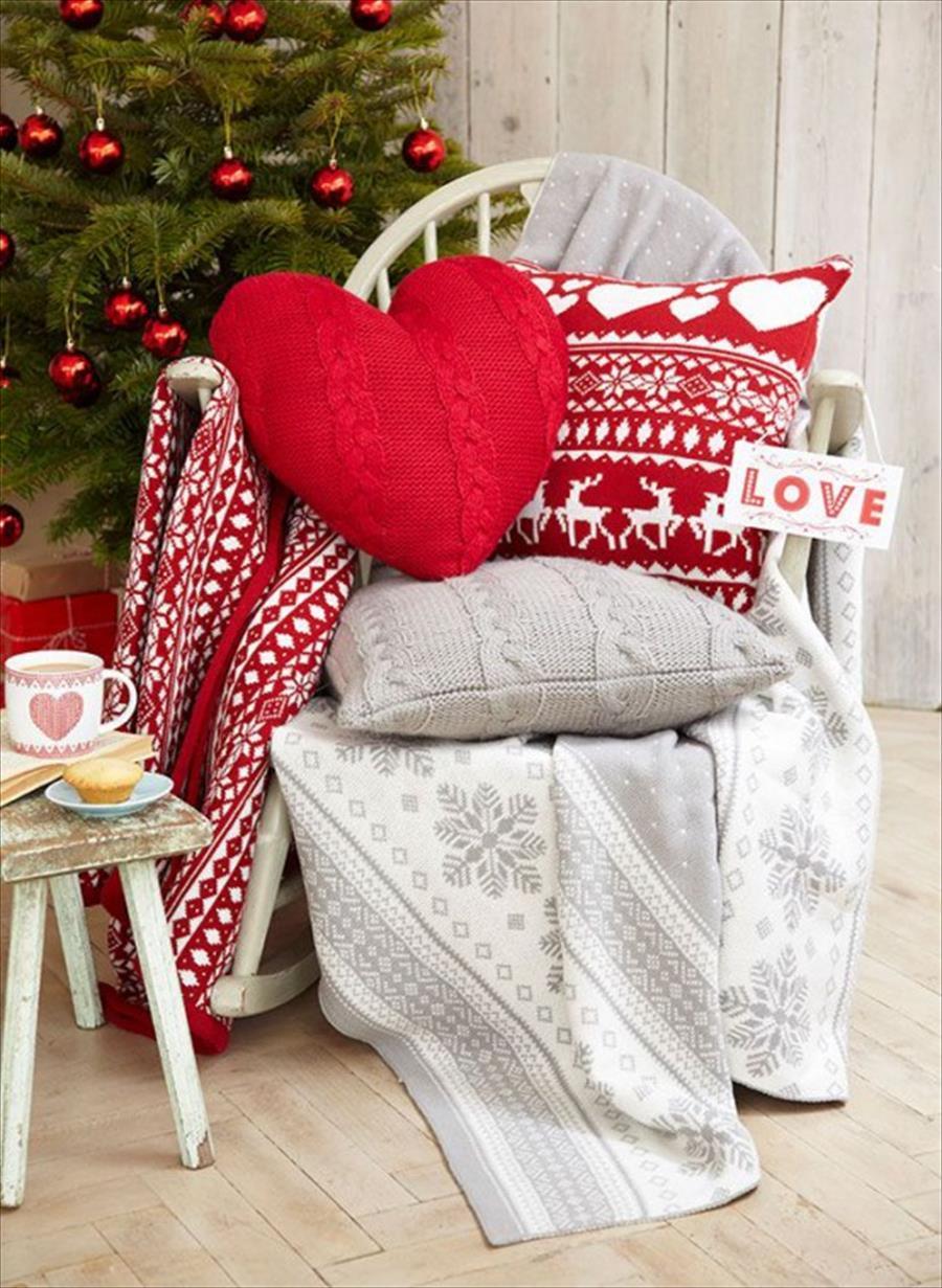 Свяжи себе новогоднее настроение