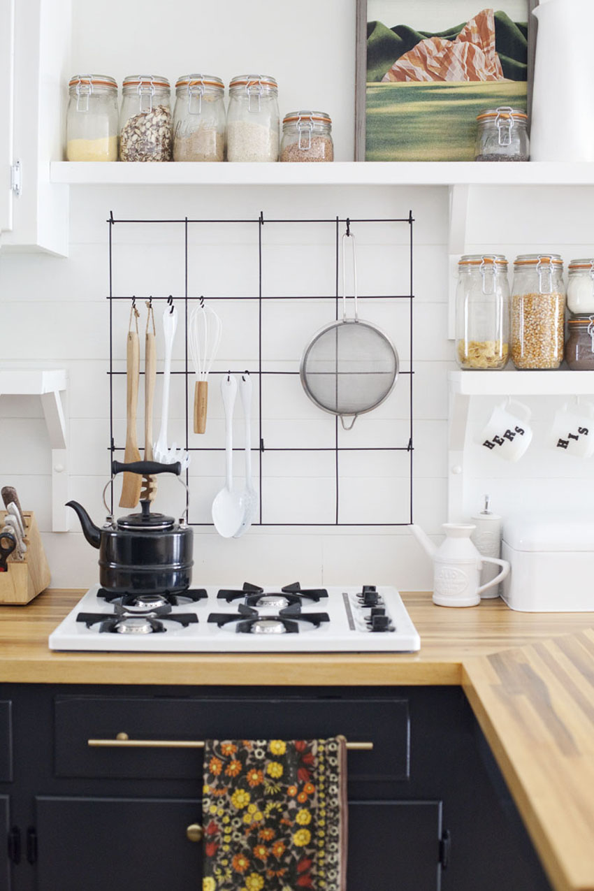 ремонт на кухне фото
