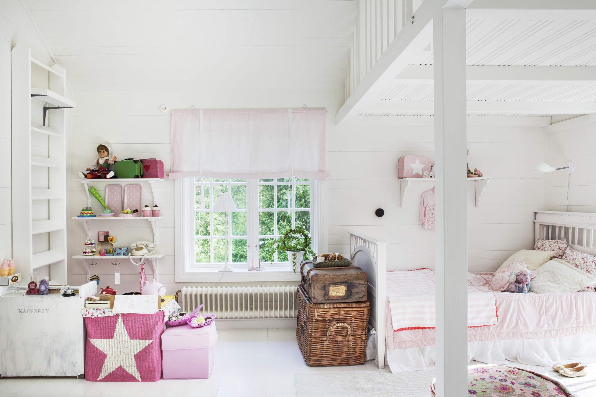8 советов для детской комнаты