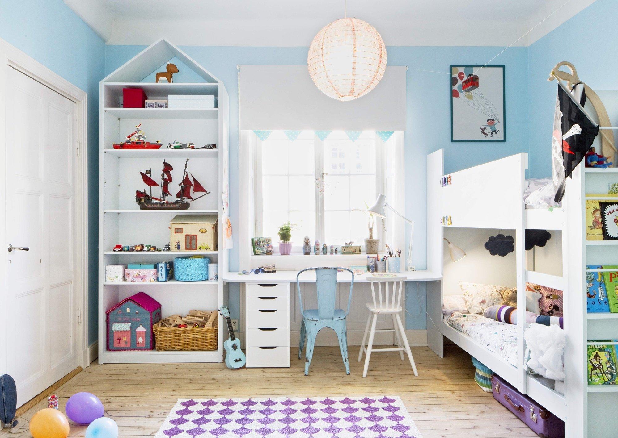 детские комнаты дизайн фото