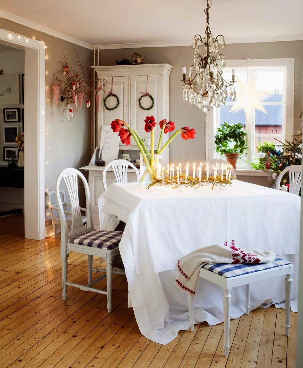 Очаровательный дом из Швеции