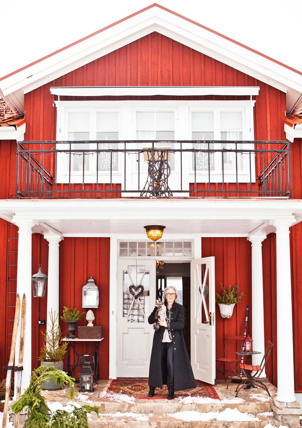 Очаровательный дом