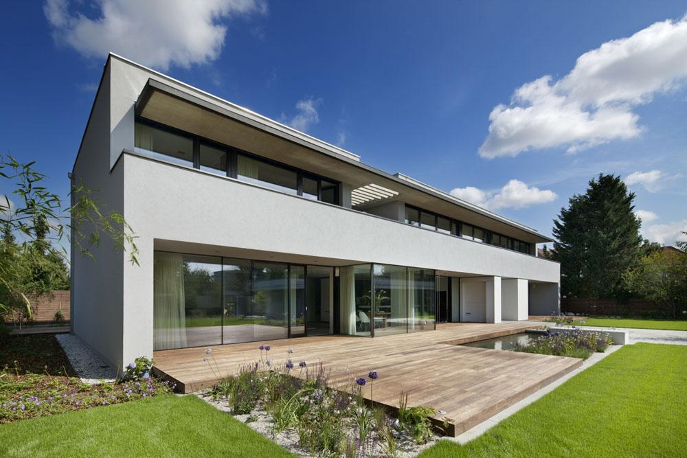 Роскошный современный дом из Чехии