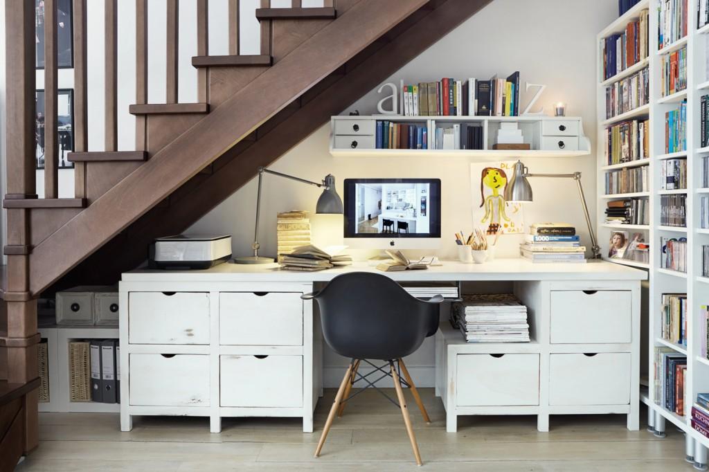 домашний офис фото