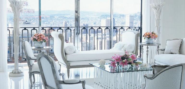 Элегантные апартаменты в Сан-Франциско