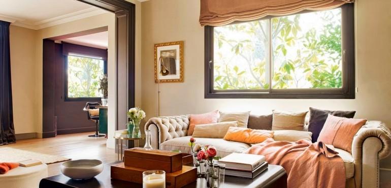 Красивая квартира с уютной террасой