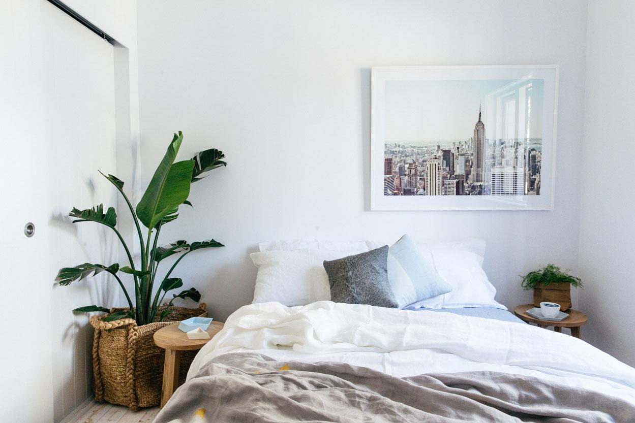 интерьер спальни фото
