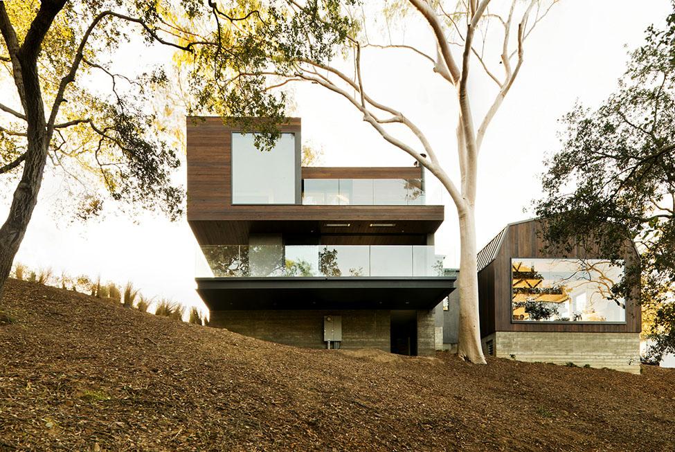 Прекрасный дом с панорамными видами