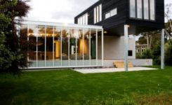 RUTHERFORD HOUSE: СОВРЕМЕННАЯ АРХИТЕКТУРА