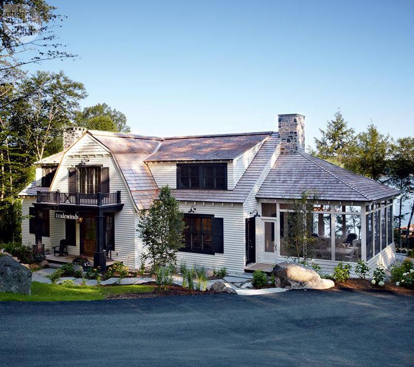 Семейный прибрежный дом
