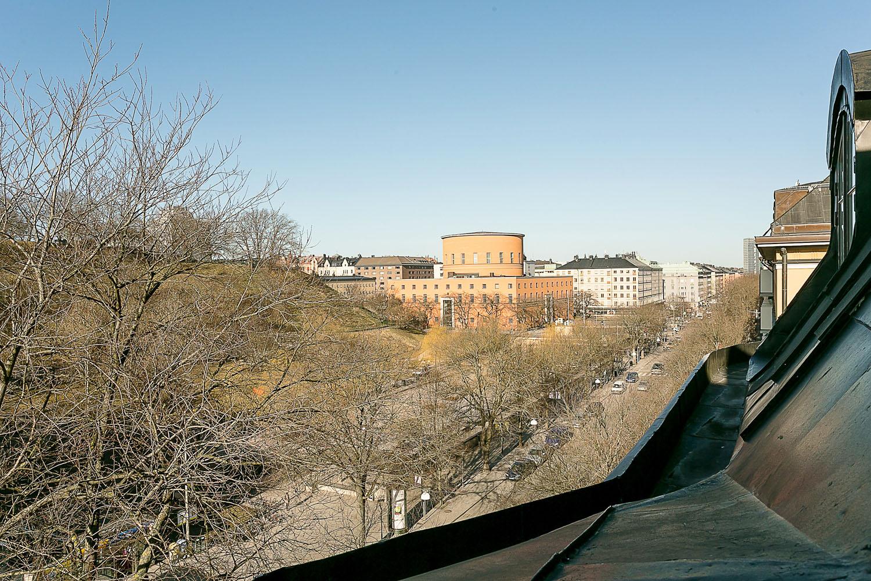 вид из балкона фото
