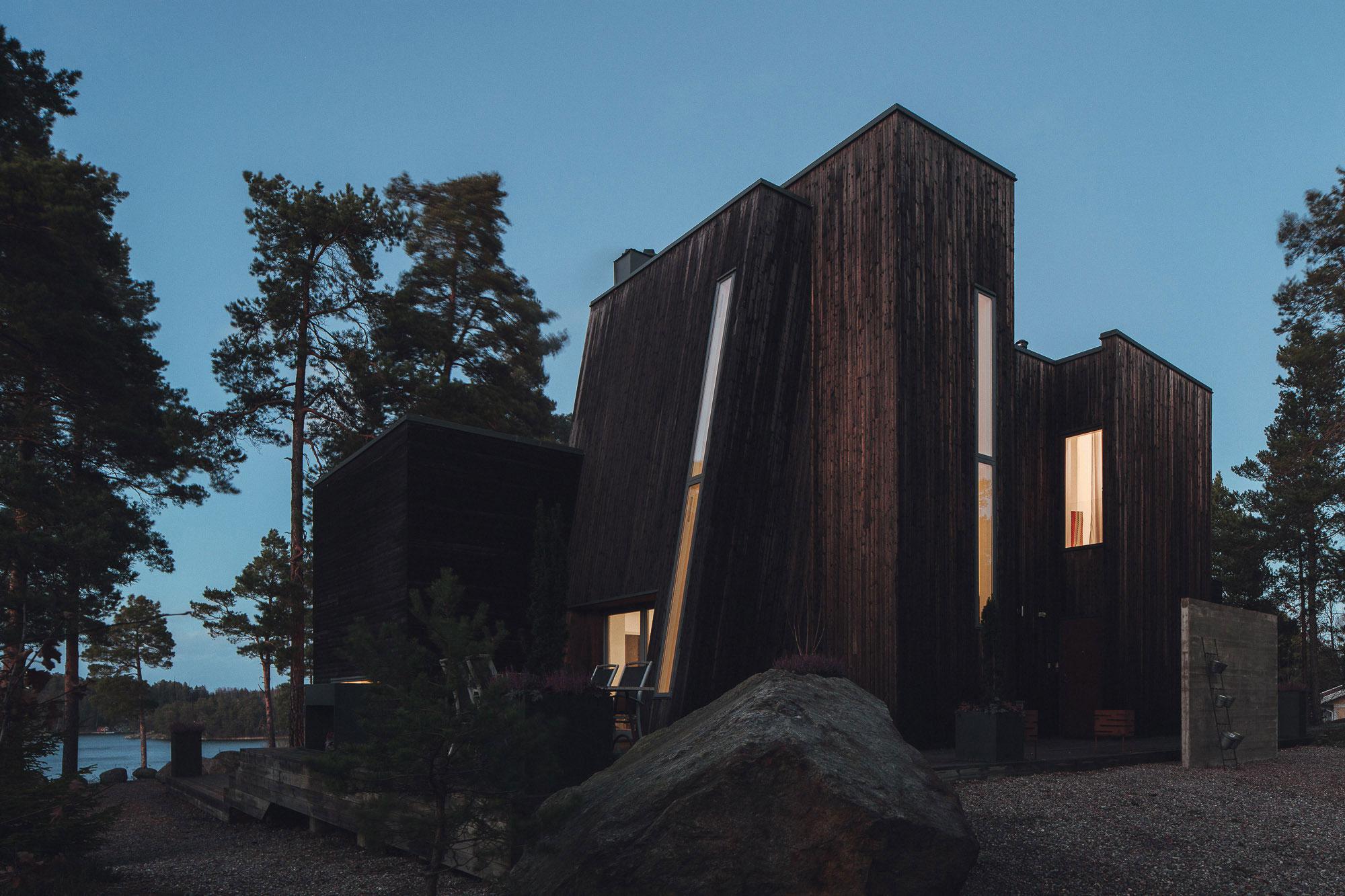 современная архитектура дома