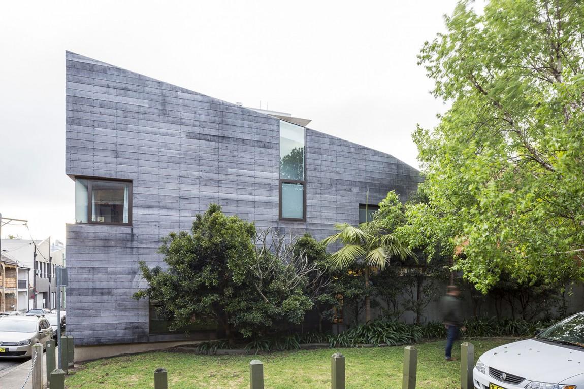 современный дом фото