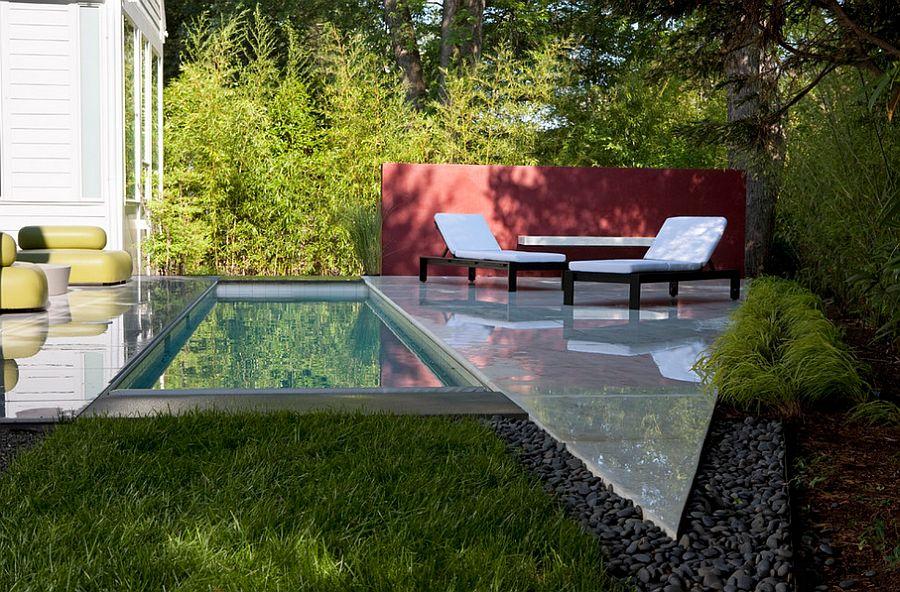 красивые дизайны бассейнов