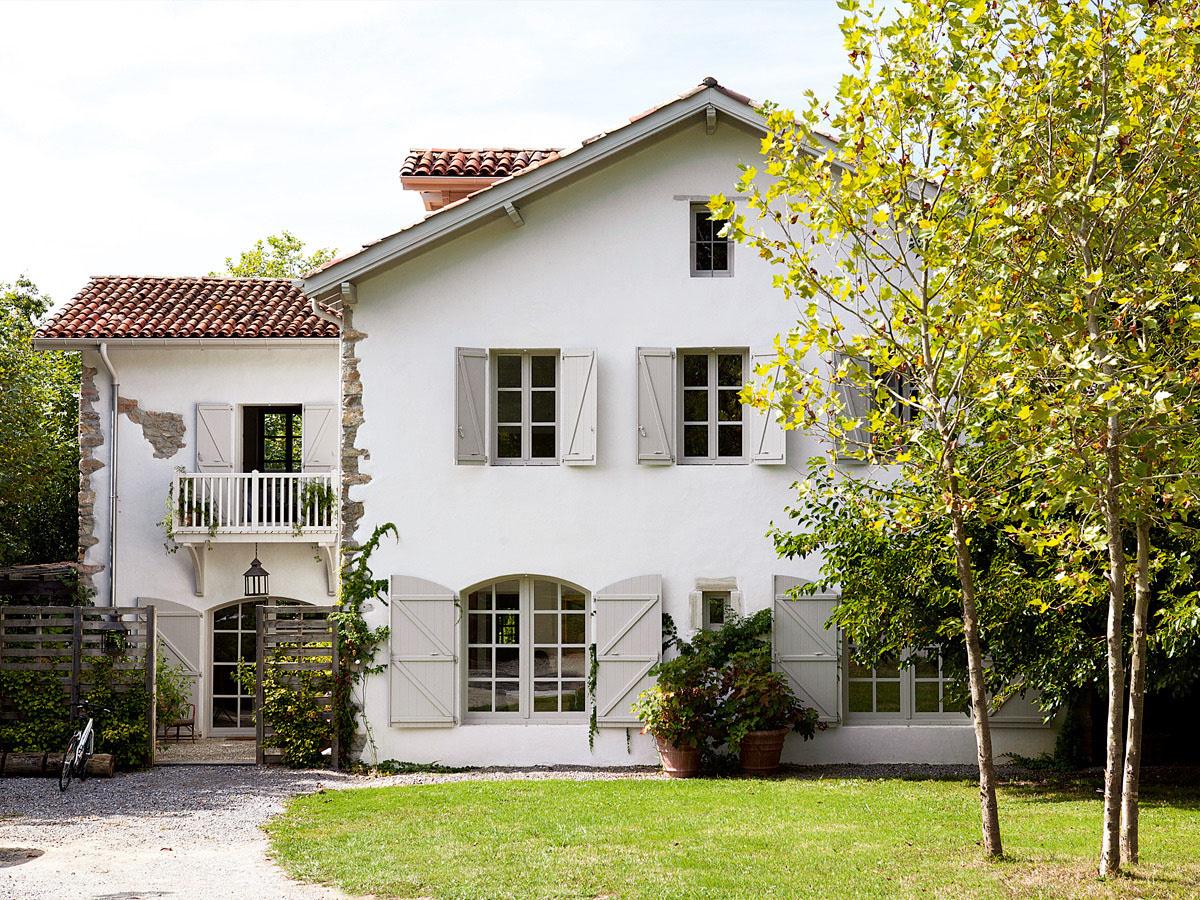 Дом с историей во Франции
