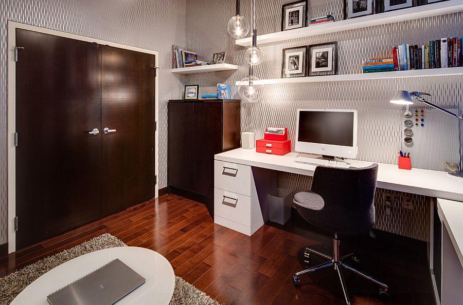 дизайн домашнего офиса