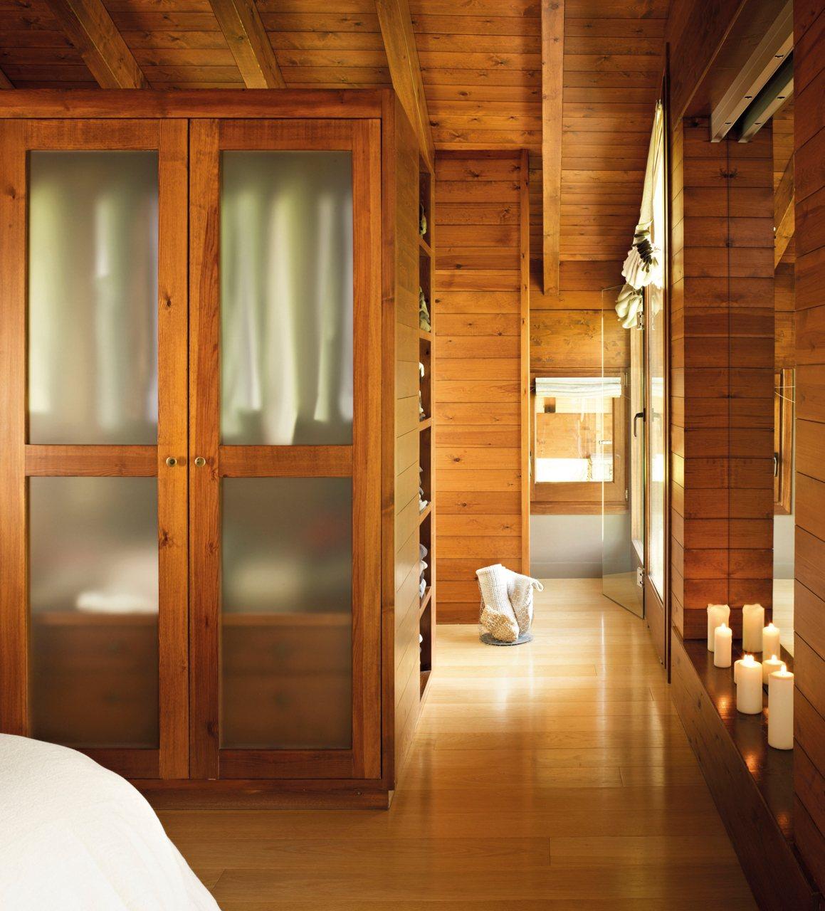 гардероб в ванной фото