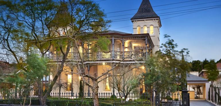 Роскошный классический дизайн из Австралии