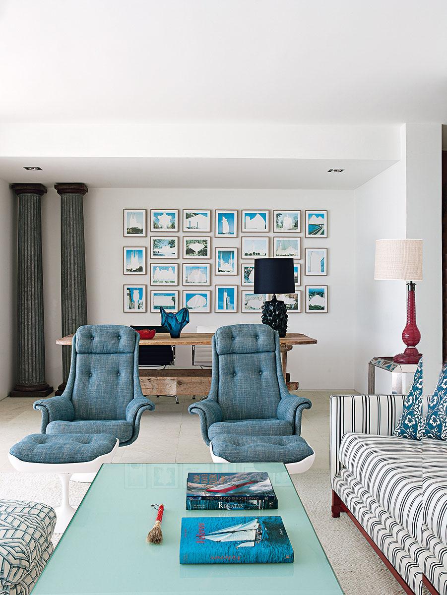 гостиная в средиземноморском стиле фото