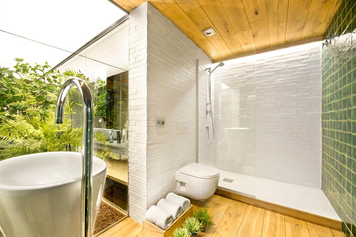 дизайн ваной комнаты
