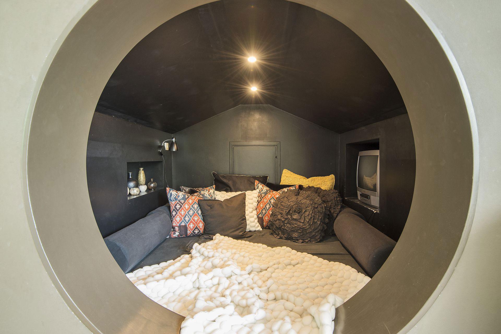мини спальня